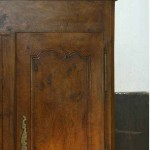 sold68 19c armoire in ash